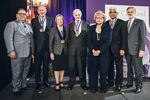 Cleveland Heritage Medal recipients